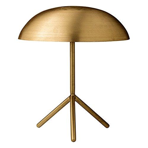 Lampe de table sur trépied, Bloomingville, Finition or brossé, 40 W