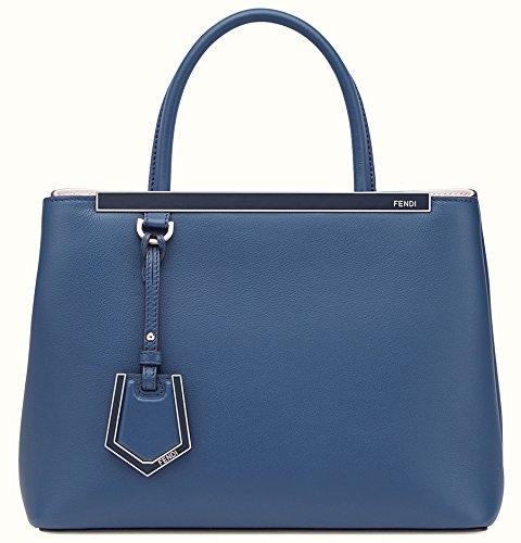 8BH2533WLF07HQ Fendi Sac à main Femme Cuir Bleu Bleu