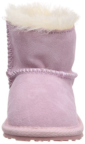Emu Toddle Rosa Girl Baby pink Sapatos Walker 0drq06wxz