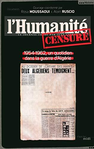 L'Humanité censuré par (Broché - Sep 6, 2012)