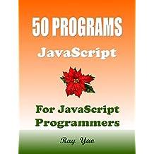 JavaScript 50 Programs