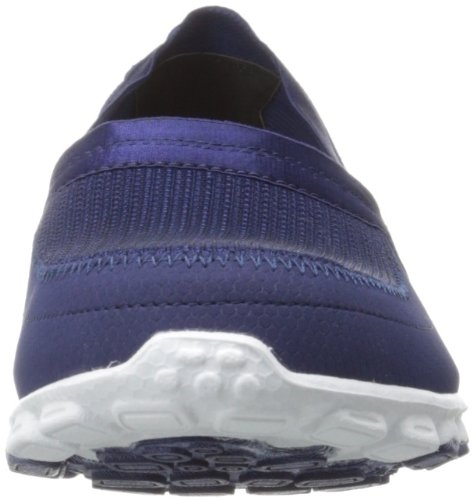 Skechers EZ Flex Take-It-Easy Damen Sneakers Azul/Blanco (Navy/White)