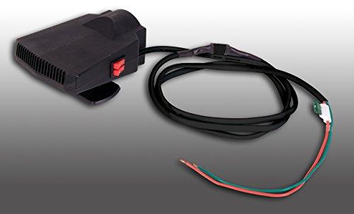 Universeller Heizlüfter / Scheibenenteiser 12 Volt 300 Watt - 2