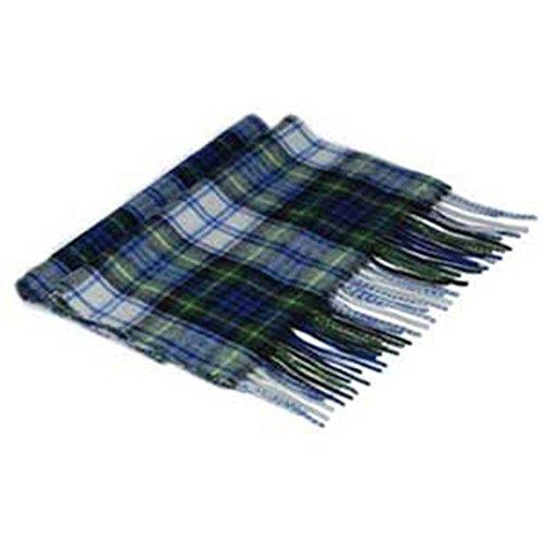 Dress Gordon Tartan 100% Cashmere Scarf - Designed in Scotland by Lona Scott