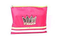 CNB00000146colors'n'bags Crown A4 design folder/utility pouch for kids gift