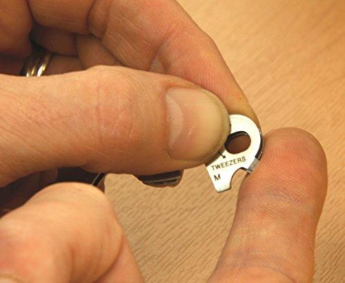 Sauber - Bund - Universal Werkzeug am Schlüsselbund - Schlüsselwerkzeug kaufen - Schlüsselbund Werkzeug kaufen - Mini Werkzeug kaufen