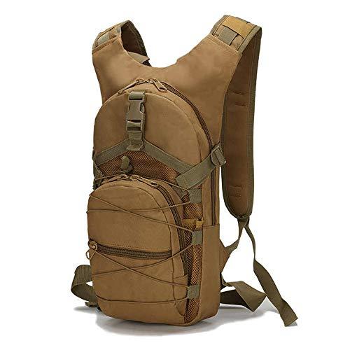 WXQQ SportRucksack Reise Wandern Outdoorrucksack Daypacks für Laptop großer Rucksack für SchuleKhaki (Rosa Reebok Rucksack)