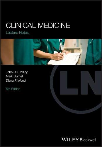 Lectures Notes: Clinical Medicine (Lecture Notes)