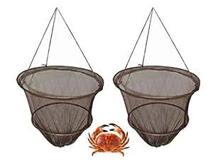 FiNeWaY@ CRAB FISH CRAYFISH LOBSTER DROP NET with BAIT
