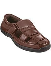 Hombres Cambridge Deslizamiento De Cuero En El Zapato