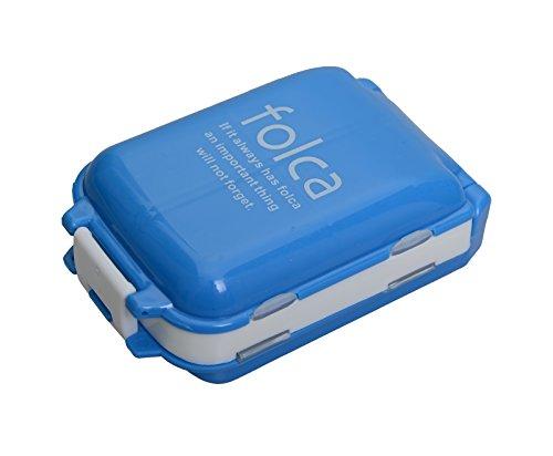 Folca Plastic Jewellery Box for Pills