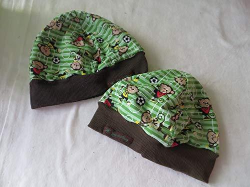 Jersey Mütze gefüttert Gr. 41-61, Maskottchen