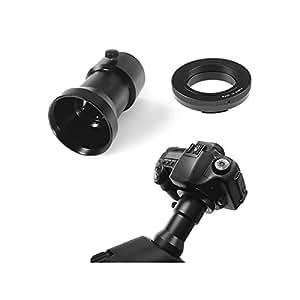 BUSHNELL Adaptateur Elite appareil photo 80mm + Bague NIKON