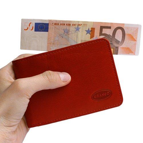 bbe4b73c404f Billig Kleine Geldbörse/Mini Portemonnaie Größe XS aus Leder, für ...