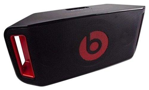 Beats by Dr. Dre Beatbox Portable - Altavoces (2.1, iPhone, iPod, Negro, Corriente alterna, Batería, D, 1.5V)