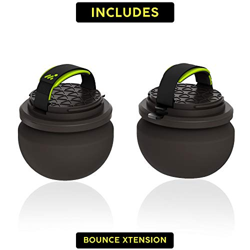 Morfboard 76063-11L Balance Attachment Toy Chartreuse-Black Charge