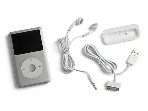 Apple iPod Classic 160 GB Silver - 7th Generation
