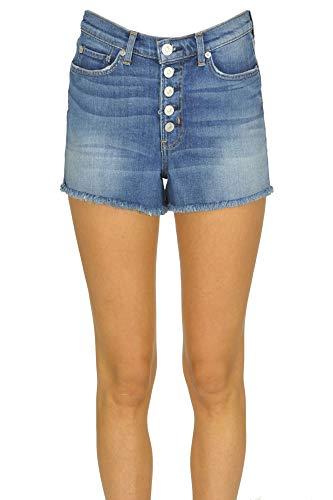 Hudson Jean Shorts (Hudson Denim Shorts Woman Light Denim 28 Jeans)