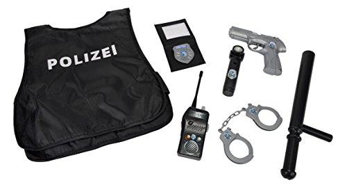 faschingskostuem polizei kinder Simba 8102665 - Polizei Einsatzkommando Set