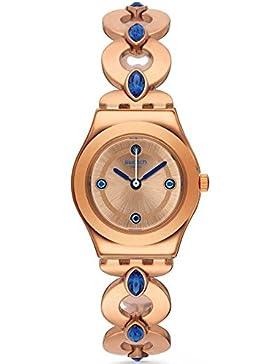 Swatch Damen-Armbanduhr YSG148G