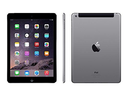 Apple iPad Air mit Wi-Fi + Cellular, 16 GB, spacegrau - 2