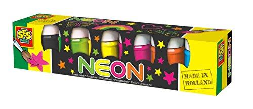 SES creative 00330 - Plakatfarbe, neon Neon-plakate