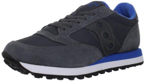 Saucony scarpe uomo sneakers basse s2044-264 jazz original taglia 40 grigio scuro