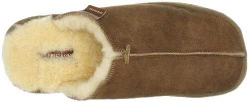 Shepherd HUGO 1201, Chaussons homme Marron-TR-H5-552
