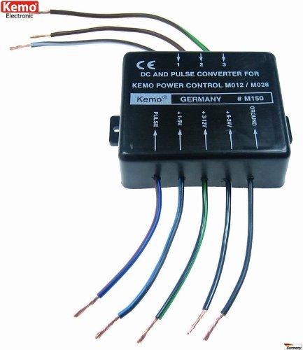 KIT lampeggiatore flash luci scorrevoli 1-6 LED 3-6V DC ultracompatto