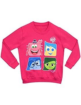 Disney Pixar Alles Steht Kopf Mädchen Inside Out Sweatshirt