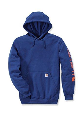 Carhartt -  Felpa  - Uomo superior blue