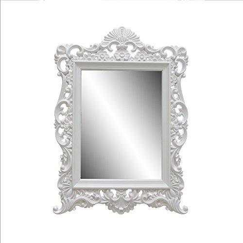 Specchio Bagno Plastica.Specchio In Plastica Da 83x62x3 5 Cm Negozio Specchi Da Bagno