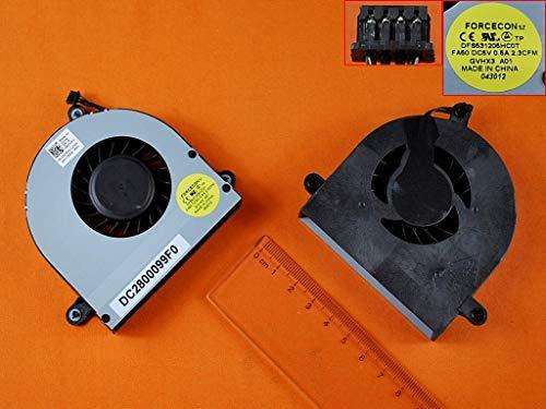 Kompatibel für Dell Alienware M17x R3 Lüfter Kühler Fan Cooler (GTX 460M, i7-2630QM) -