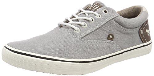 Mustang Herren 4101-301 Sneaker, Grau (Grau), 42 EU