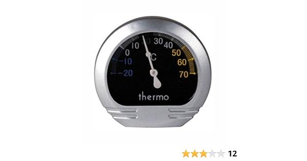 Lampa Präzisions Kfz Thermometer Aluminium Auto