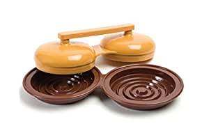 Pressa doppia per hamburger Charcoal Companion