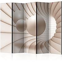 murando - Biombo - de impresion bilateral en el lienzo de TNT de calidad - Decoracion cuarto - Biombo de madera con imagen impresa - a-A-0154-z-c