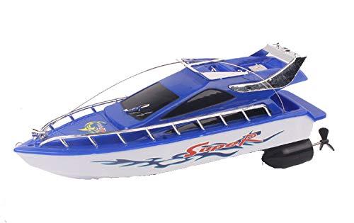 Webla - Mini Rc Boot Hochgeschwindigkeitsfernbedienung Drohne Kindergeschenk Kunststoff ()
