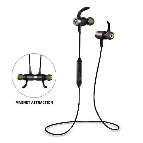 Bluetooth Kopfhörer 4.1, Parasom A10 In Ear Stereo Kopfhörer Ohrhörer