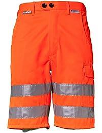 """Planam Shorts """"Warnschutz"""" Größe XL in orange, 2015056"""