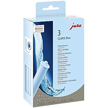 jura 71312 claris blue filterpatrone 3 er pack. Black Bedroom Furniture Sets. Home Design Ideas