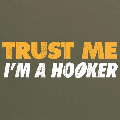 Trust a Hooker T-Shirt, Herren Olivgrn