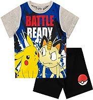Pokèmon Pijamas para Niños Pikachu