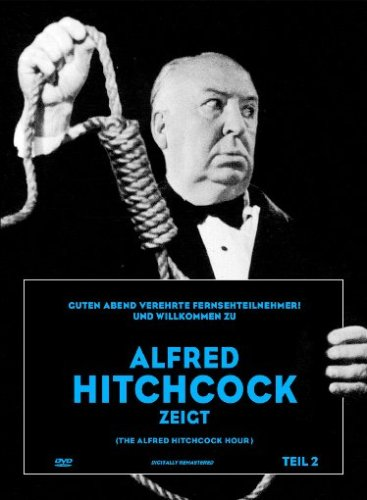 Alfred Hitchcock zeigt - Teil 2 [3 DVDs] (Dvd Tv-serie Zeigt)