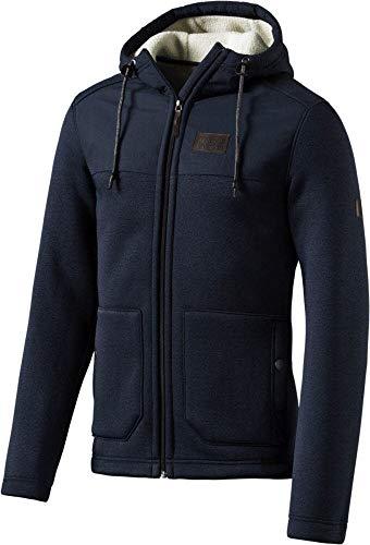 Jack Wolfskin Terra Nova F65 Hooded Jacket Men Night Blue Größe XL 2015 Funktionsjacke