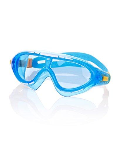 Speedo Rift Kinder Taucherbrille, Farbe sortiert, 6 bis 14 Jahre