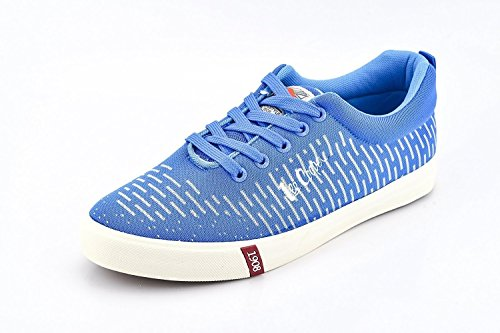 Lee Cooper Mens Skyblue/Grey Nordic Walking Shoes - 8 UK/India (42 EU)(LC3635)
