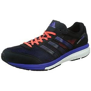 adidas B44009 - Zapatos para Correr para Hombre, Color (cblack/cblack/ngtfla), Talla 41