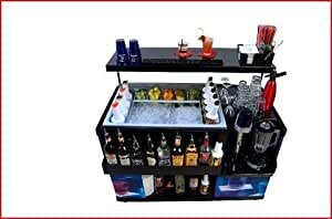 Radioactivebarman- Station Cocktail Barman Attrezzature Barman -Bartending Abs