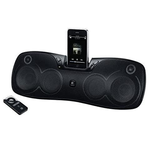 Logitech S715i Lautsprecher für iPhone und iPod